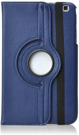 Moonmini 360 Rotation PU Leather Protective Case Cover Pouch