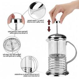 - French Press Coffee Pot,ASHATA 600ml / 800ml Portable Sta