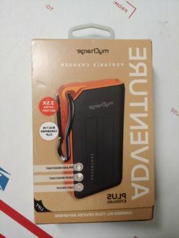 myCharge Adventureplus Portable Charger with 6700 mAh Rugged