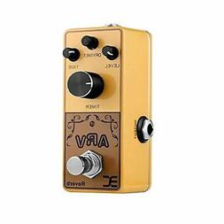 Achicoo Guitar Effector Reverb Pedal Ex Arv Acoustic Preamp