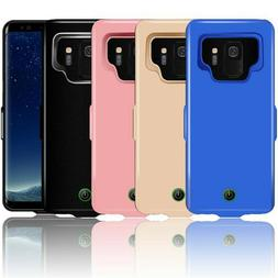 HOT Powerbank Battery Charger Case For Samsung Galaxy Note 8