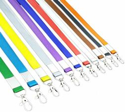 ID Card Rope Leoie tag Lanyard For Men and Women Necklace Ny