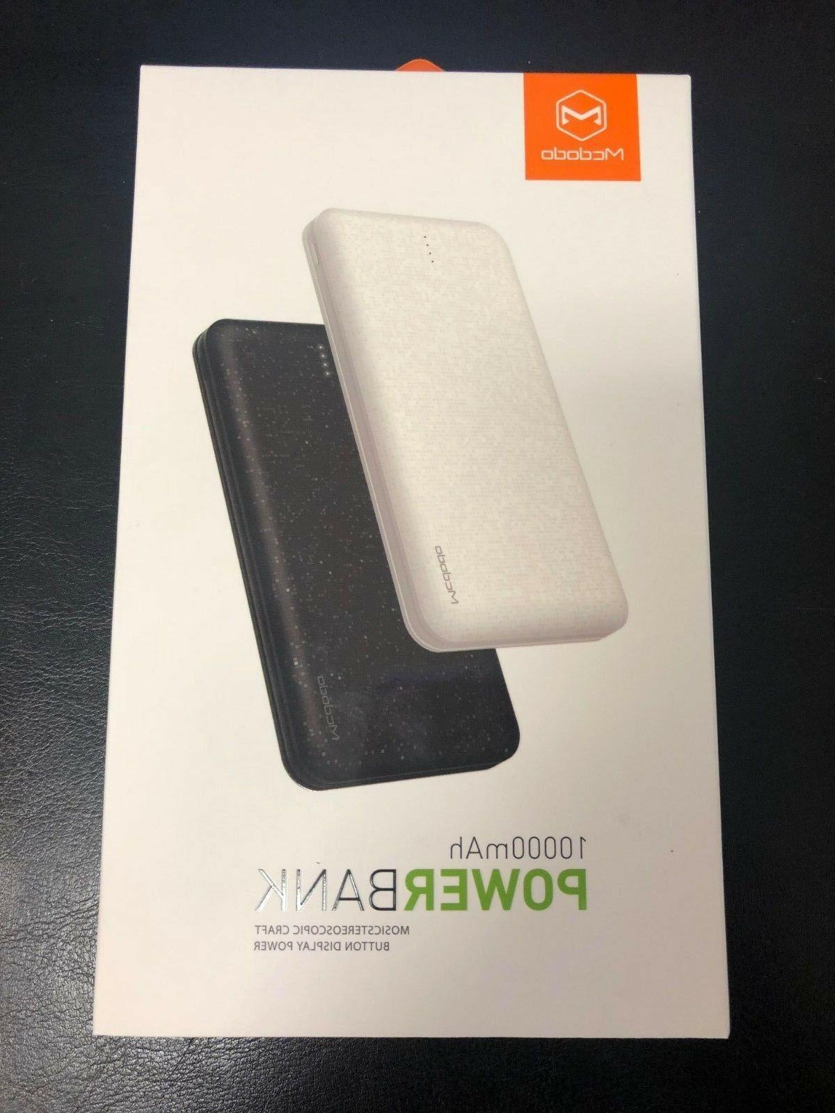 10000 mah powerbank black
