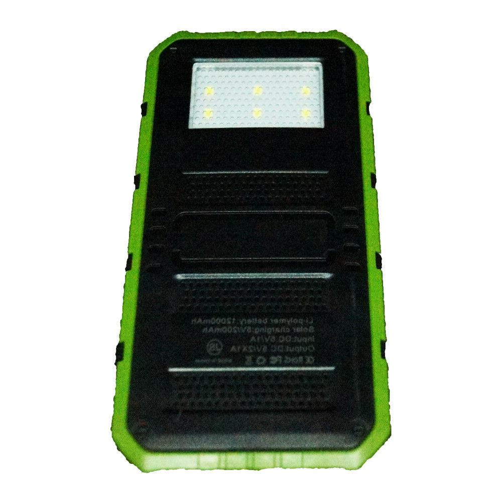 12000 Powerbank Battery Charger Pack