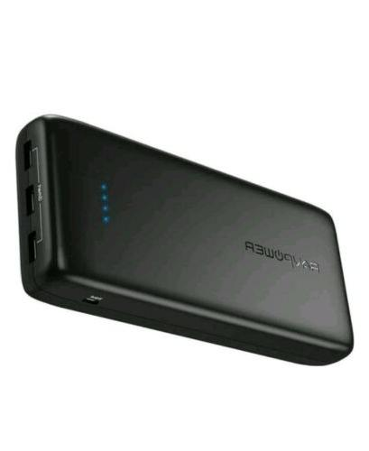 RAVPower 6A 3-Port Battery Pack Portable Ace