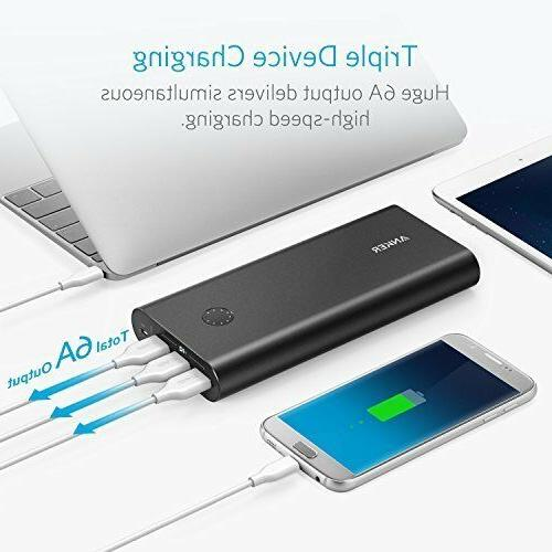 Anker PowerCore+ 26800 Portable Charger QC Wall