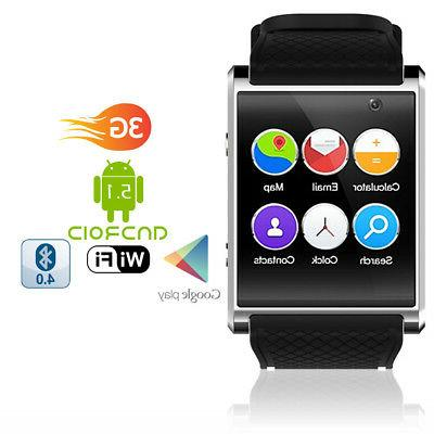 android 5 1 3g gsm unlocked smartwatch
