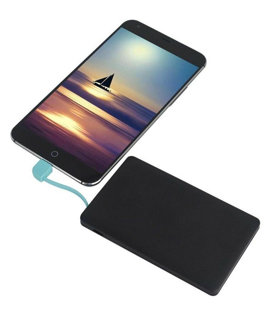 Iphone Android THIN Powerbank