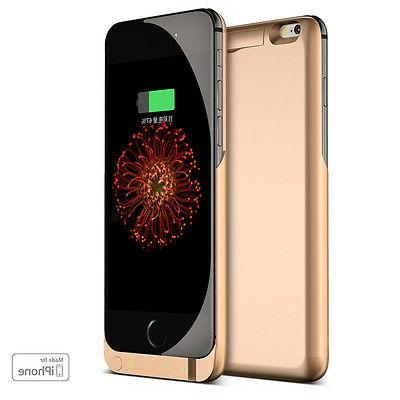 gold 10000mah powerbank rechargeable protective battery case