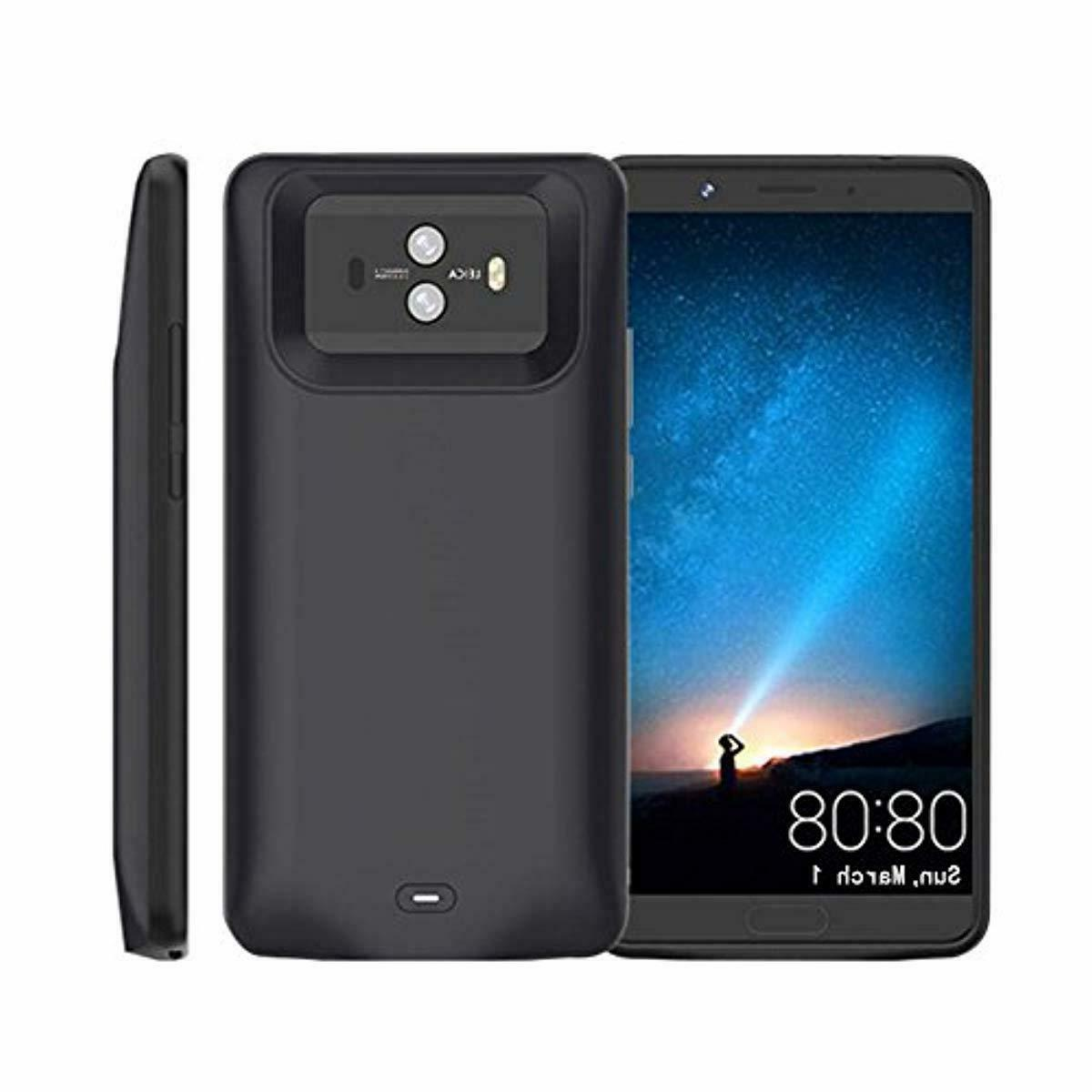 huawei mate 10 battery charger case 6000mah