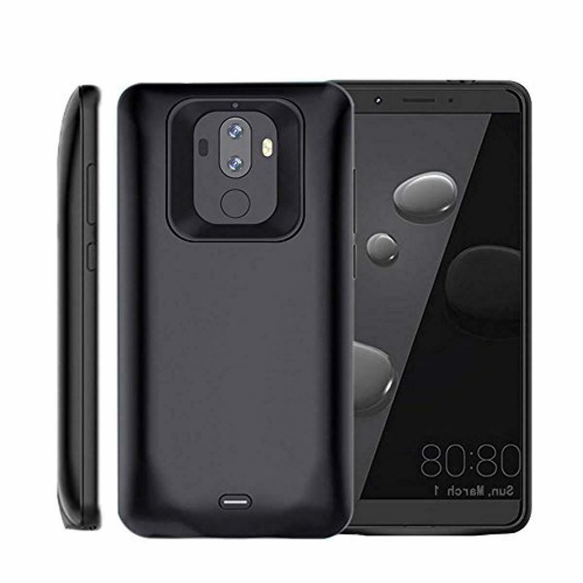 huawei mate 9 battery charger case 5000mah