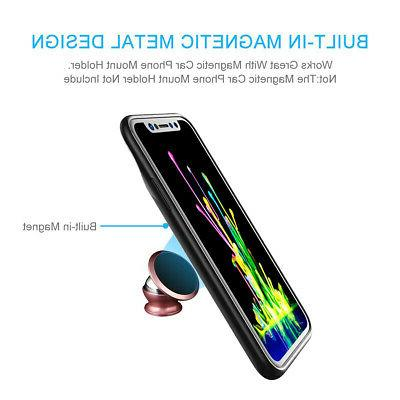 iPhone X Black Rechargeable 360