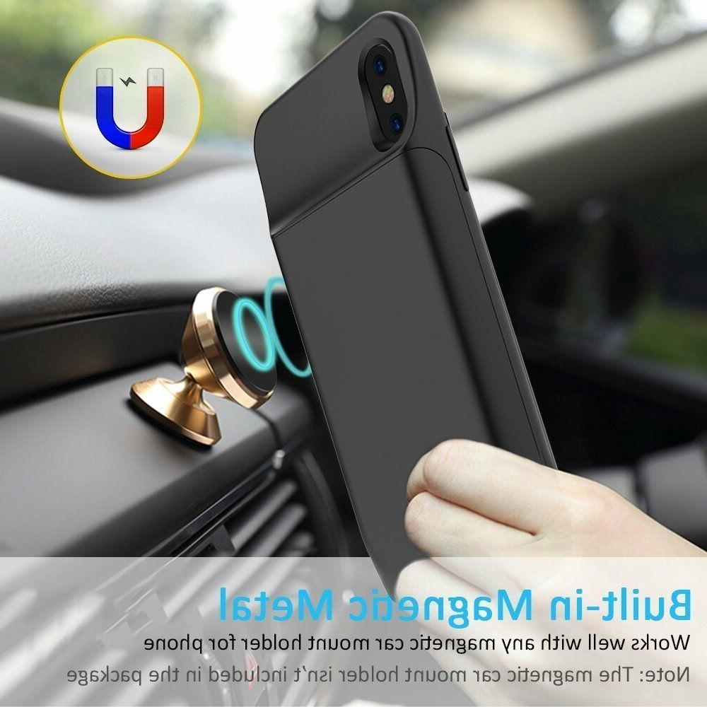 For X 6000mAh Battery Protective Charging