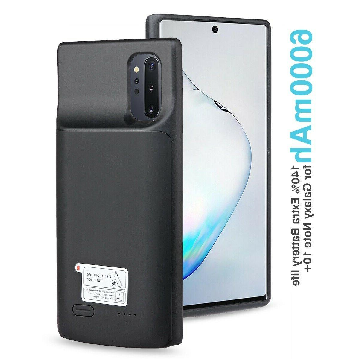 magnetic battery powerbank charger case for samsung