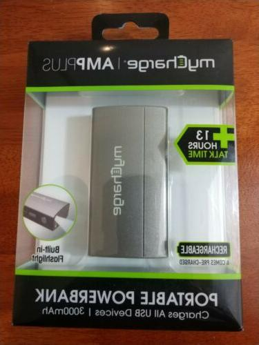 my charge ampplus mini portable powerbank charger