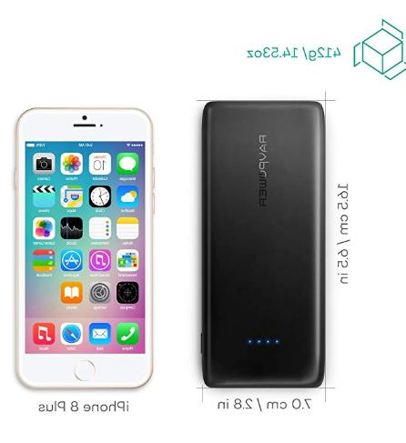 RAVPower Portable Charger External Power Banks 5.8A