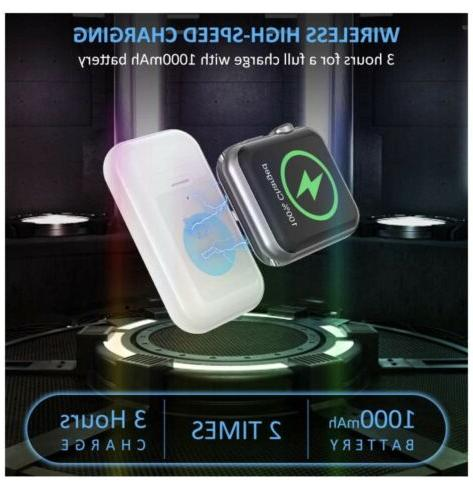 Portable Wireless Charger Apple Magnetic 1000mAh