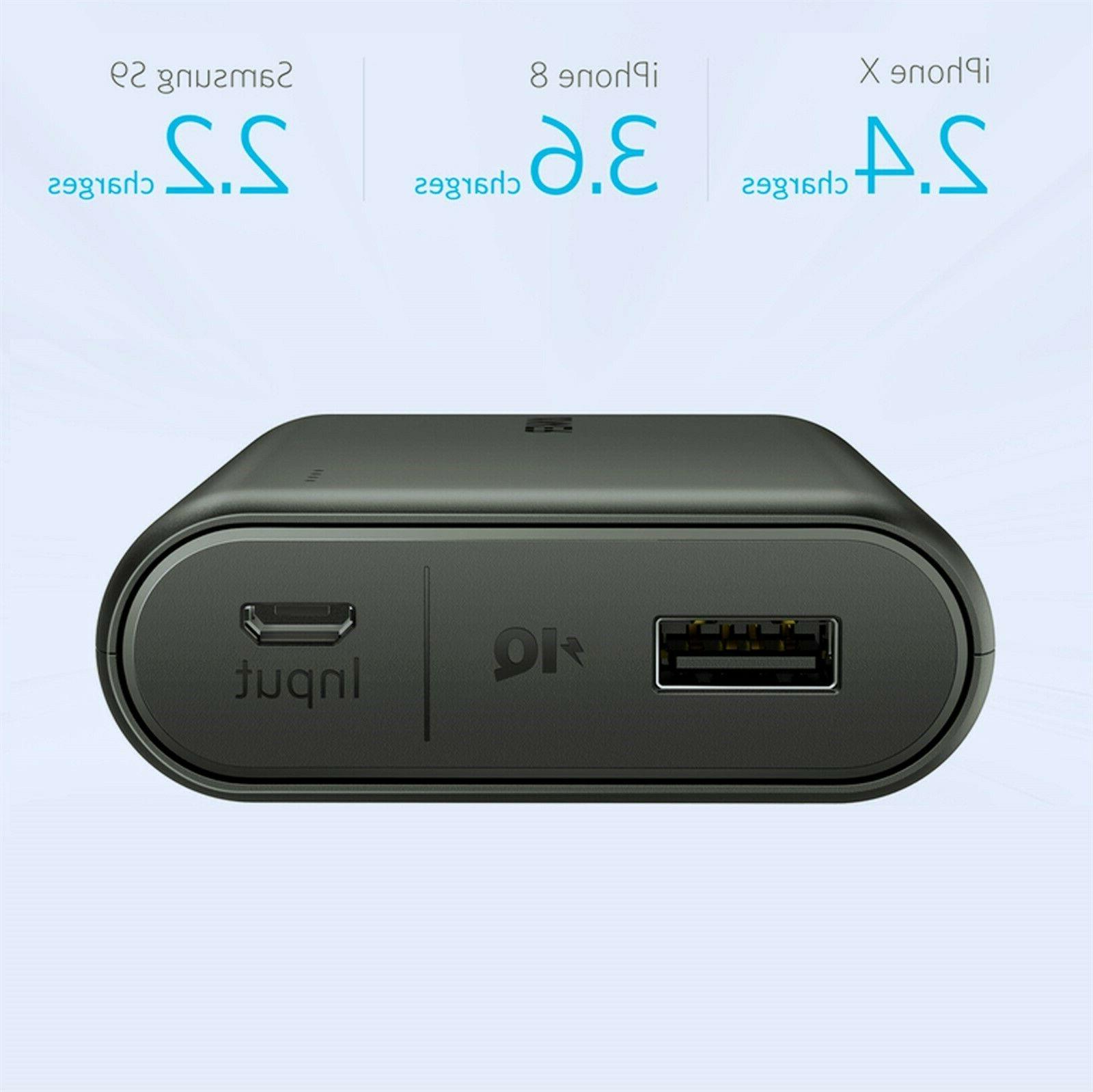 Anker PowerCore 10000mAh Charger Portable Power Bank