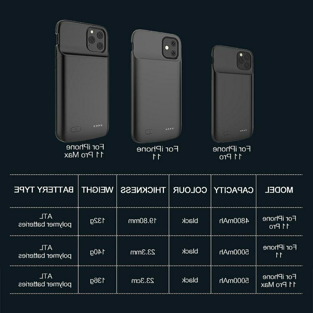 Soft Battery Case iPhone Power Power Case Charger