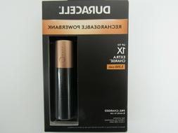 NEW Duracell 3,350 mAh Rechargeable Powerbank  SEALED *FREE