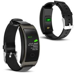 NEW CX Fitness Tracker & SmartWatch by Indigi - Watch Style