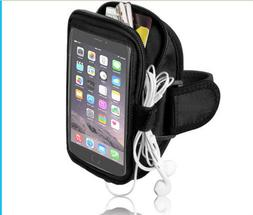 Outdoor Zipper Sport Gym Armband for iPhone XS Max / XR / XS