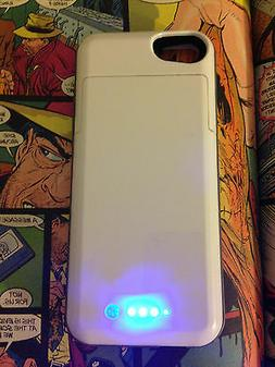 Powerbank case 2200mah case for iPhone 5 5s recharge phone