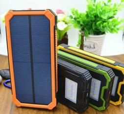 SOLAR CHARGER PORTABLE POWERBANK