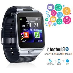 Trendy Unlocked Android OS SmartWatch+Phone + Bluetooth Sync